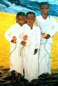 Kerala Lalita kala Akademi Award 2003 – Bini Roy